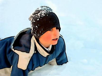 Schneespiele